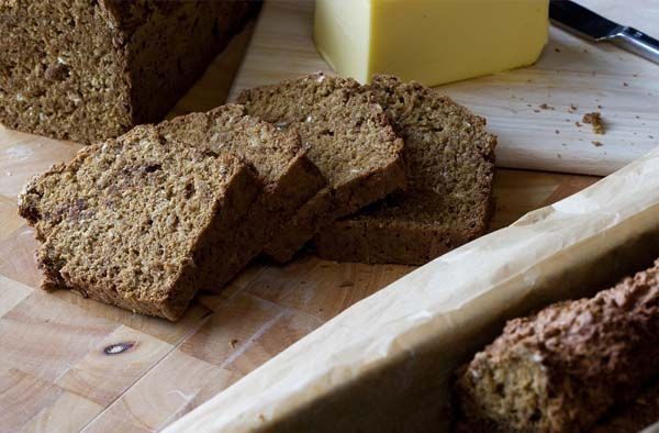 Guinness Bread- it's from the Guinness website so it's gotta be good ...