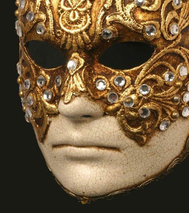 """Máscara usada por Tom Cruise em """"De Olhos bem Fechados"""", de Stanley Kubrick, que faz parte da mostra dedicada ao diretor no MIS (Foto: Divulgação)"""