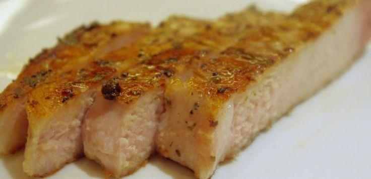 Pork chops - sous vide | Sous Vide | Pinterest