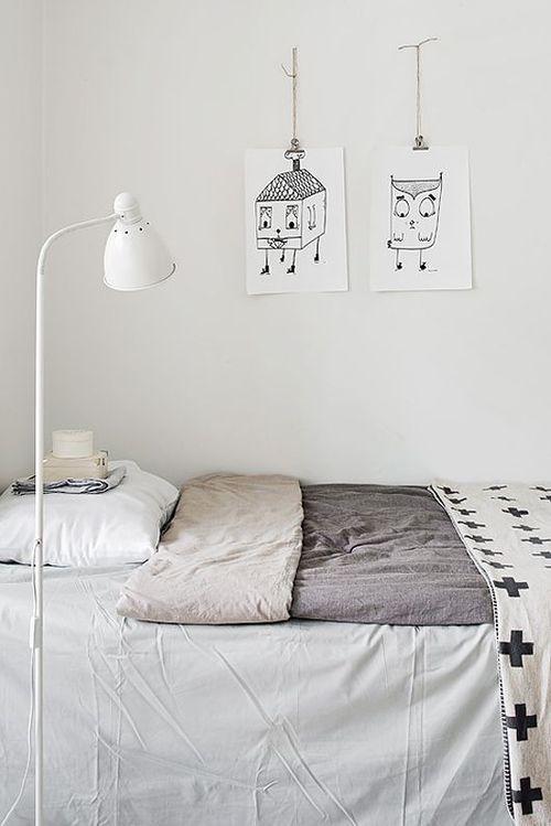 Minimal rooms mommo design for Minimal kids room