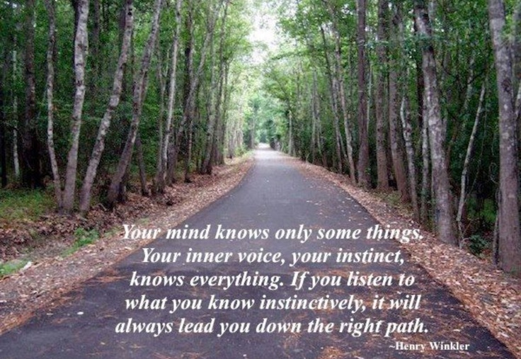 Choosing The Right Path Quotes