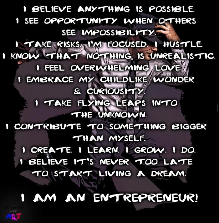 i am an entrepreneur quotes - photo #10