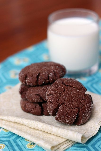 Chocolate Peanut Butter Surprise Cookies | Cookies | Pinterest