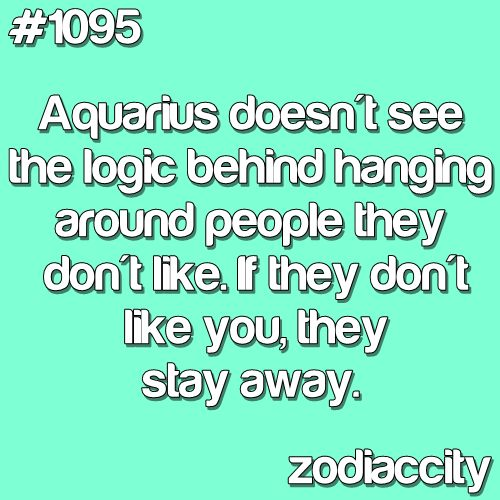 Aquarius Quotes For Today. QuotesGram