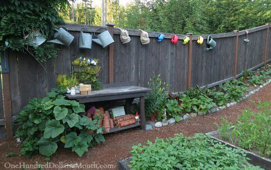 Backyard Garden Boxes : vegetable garden boxes  Gardening  Pinterest