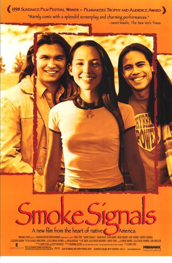 a review of the movie smoke signals Smoke signals is the first commercially successful film in which the writer,  director, actors and crew are almost exclusively native american persons why  do you.