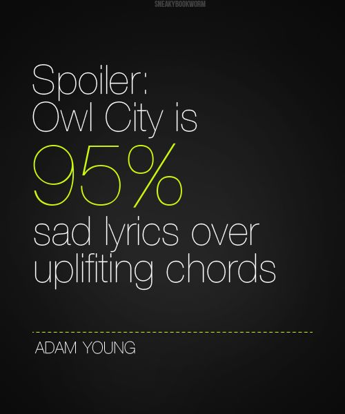 Fireflies owl city song quotes quotesgram - Owl city quotes ...