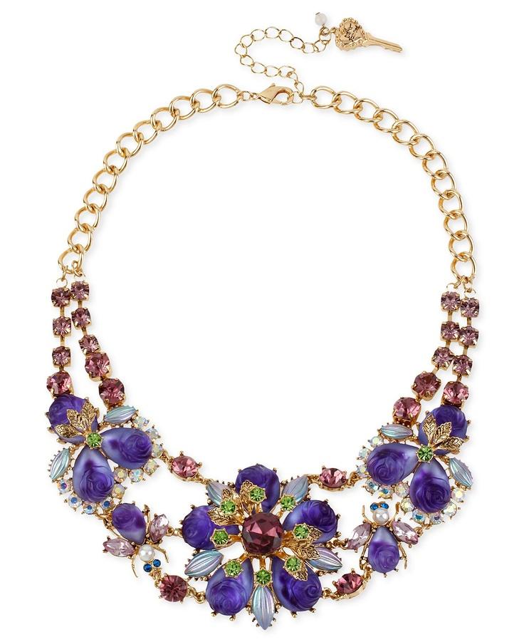 Betsey Johnson Fashion Jewelry
