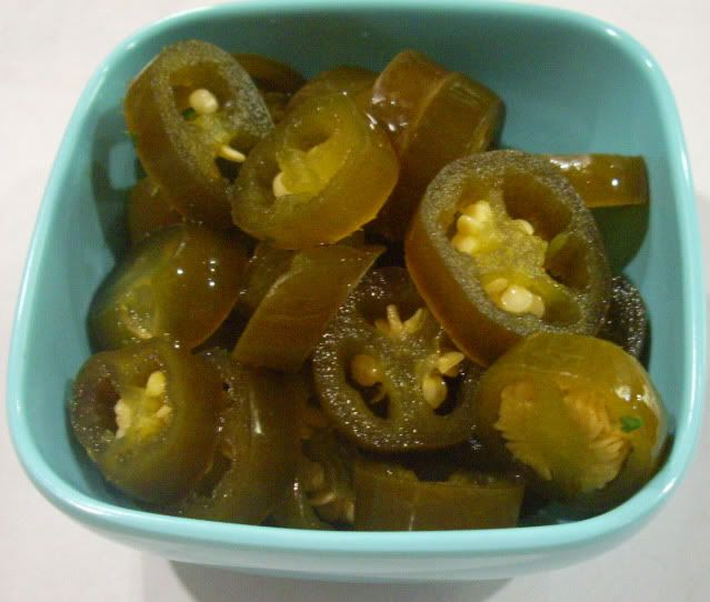 Super Quick Candied Jalapenos ~ Just two ingredients, no mess ~ you ...