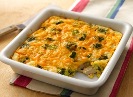 Tuna and Broccoli Bake | Recipe