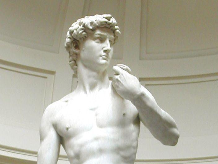 Statue of David | RentTheSun