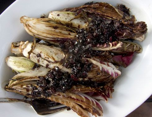 Radicchio_Grilled_OPT | Vegan Food | Pinterest
