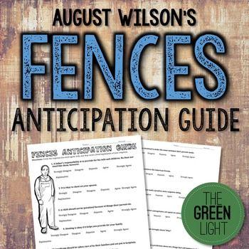 Fences essays