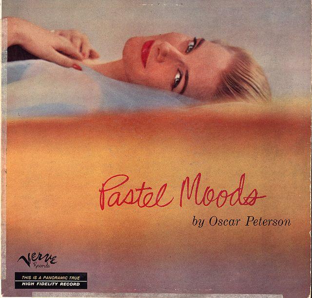 Oscar Peterson Pastel Moods