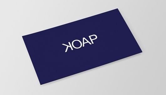KOAP / Identity / Selected Work / Shape
