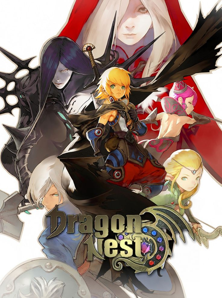 Dragon Nest: Warriors' Dawn - Trọn bộ