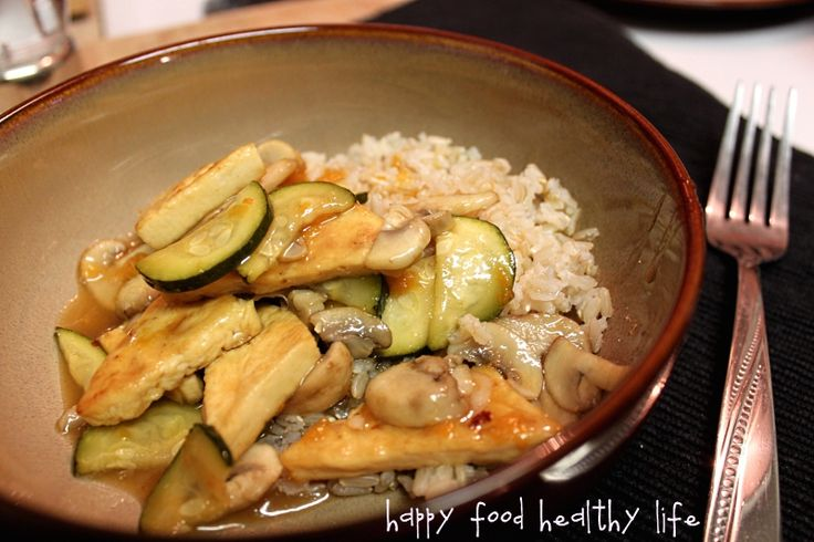 Sweet and Sour Tofu Stir Fry. yummy vegetarian option for dinner from ...