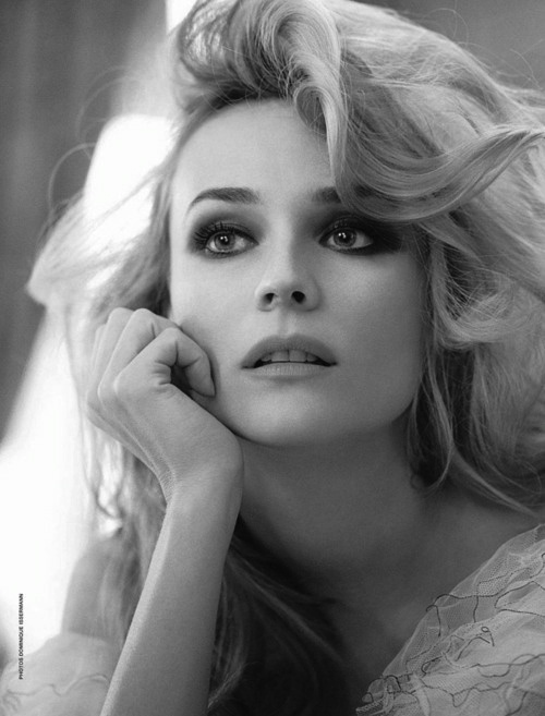 Diane Kruger Beautiful Latest Hairstyles