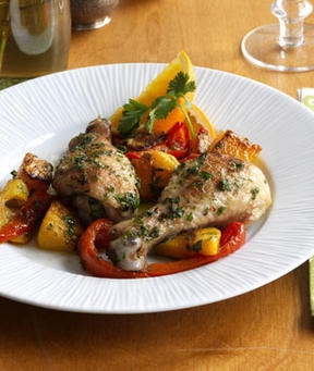 Cuban Chicken and Vegetables | Recipe