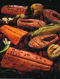 Firecracker Grilled Alaska Salmon | Salmon | Pinterest