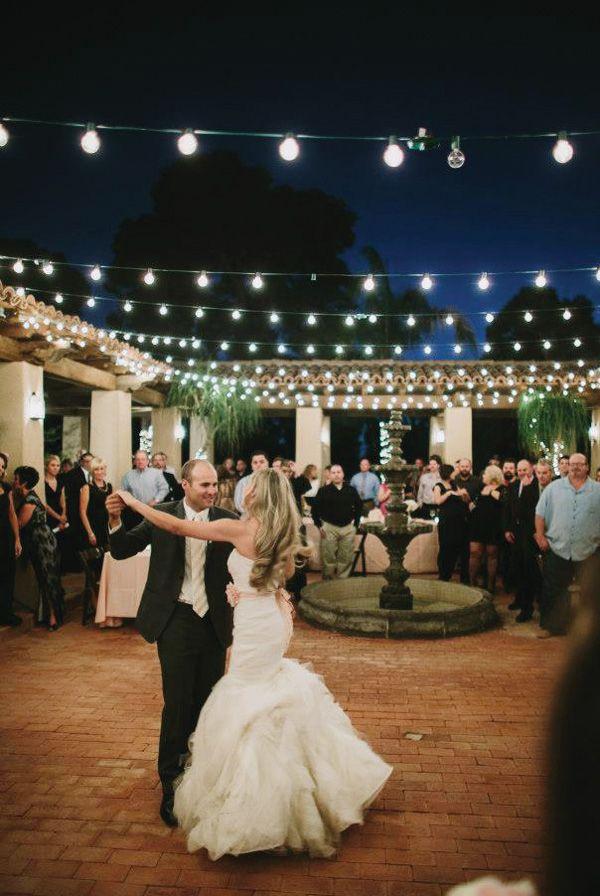 Wedding Dresses Yuma Az : Beautiful vintage inspired backyard wedding