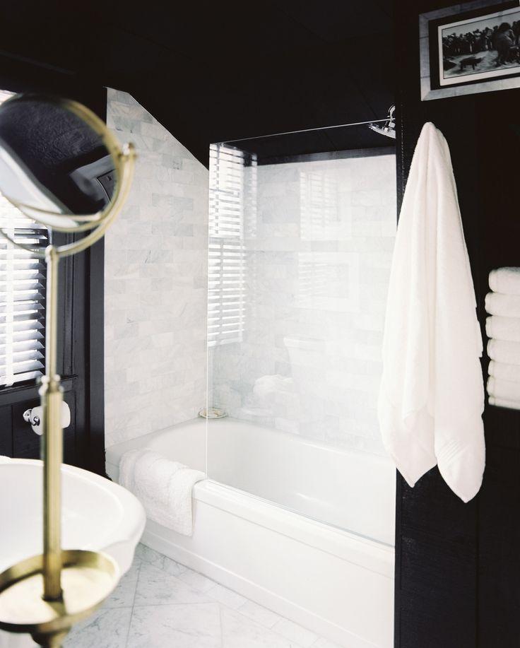 Modern Vintage Bathroom Cute Bathrooms Pinterest