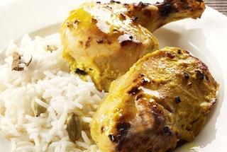 Indian Garlic Chicken | Chicken & Turkey | Pinterest