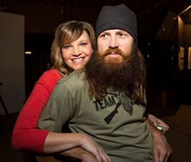 Duck Dynasty Jeb's Wife | Jase Robertson, Duck Dynasty: 5 Fast Facts ...