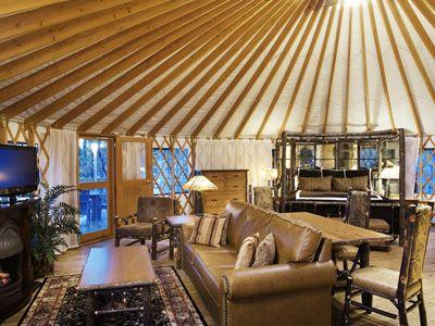 Yurt interior for Yurt interior designs