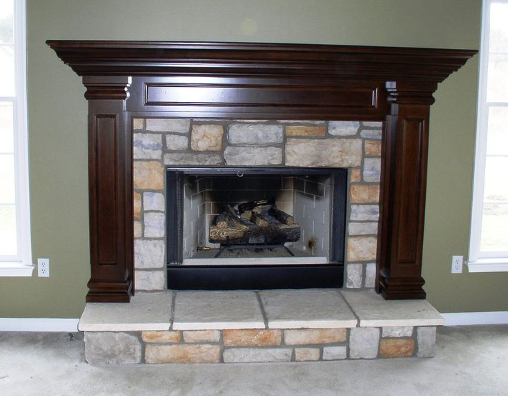Pictures of Trim Work Fireplace Mantels
