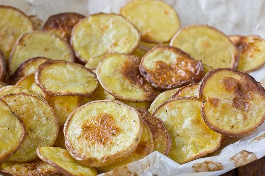 chips homemade potato chips homemade parmesan potato chips napa style ...