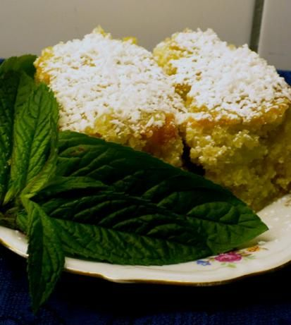 Key Lime Coconut Cake | Recipe