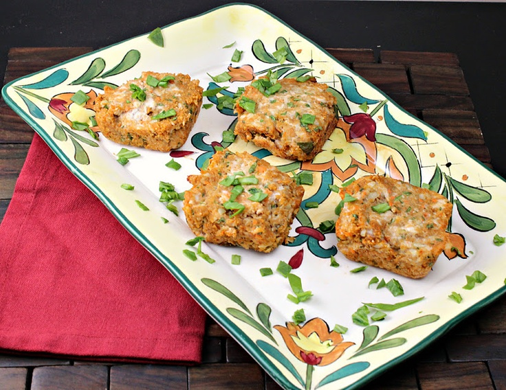 MINI TURKEY MEATLOAVES | Last Night's Dinner | Pinterest