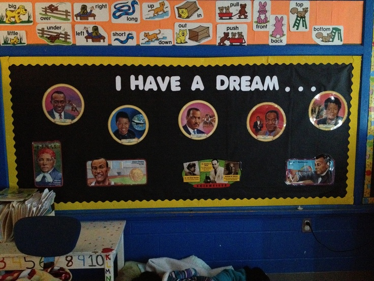 Black History Month Board | School Stuff for the Kiddos | Pinterest