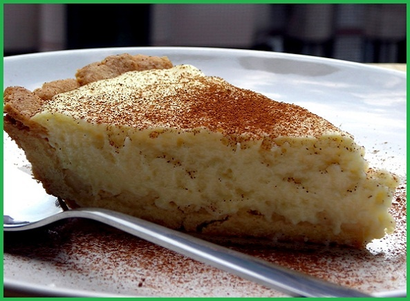 how to make south african milk tart