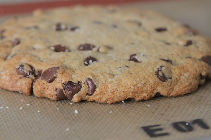 ... do. Brown Butter Salted Chocolate Chip Cookie for One > Picky Palate