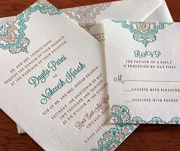 Bilingual Invitations as awesome invitation template