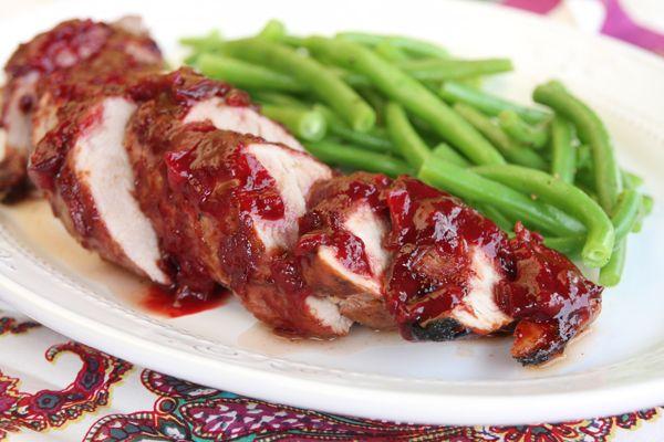 roasted pork tenderloins