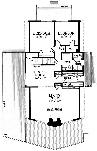 Floor Plan Camp Cabin Ideas Pinterest