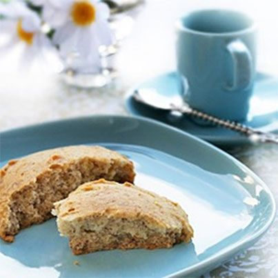 Sweet Banana Crumpets | Gluten Free Recipes | Pinterest