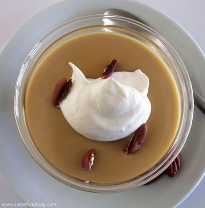 Butterscotch Pudding | Indulge | Pinterest
