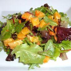 japanese ginger salad famous japanese restaurant style salad dressing ...