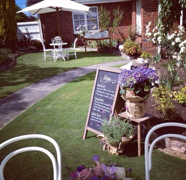 Wedding Reception In Backyard : Backyard Wedding Reception  Wedding reception  Pinterest
