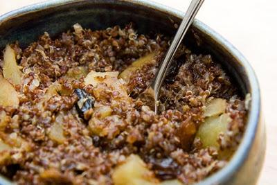 Quinoa for Breakfast: Part 1 | Recipe