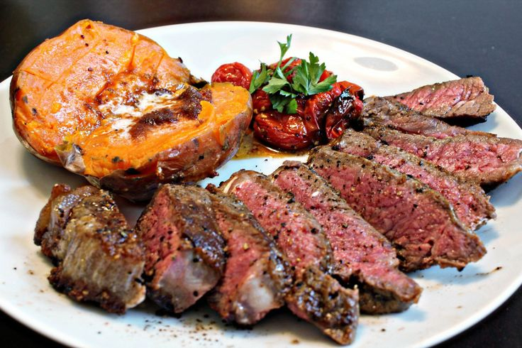 ... Steak Rib-eye and roasted-tomato sandwiches recipes — dishmaps
