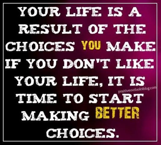"""essays on making the right choices Decision making quotes  """"if you obsess over whether you are making the right decision,  to make counter-evolutionary choices."""