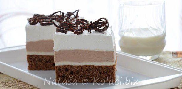 čokoladne ledene kocke | Eat desserts first - brownies & bars | Pinte ...