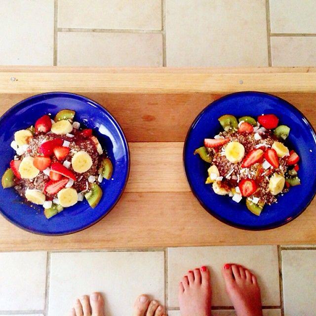 Acai Bowl goodness xx Follow us on Instagram @Lorna Jane