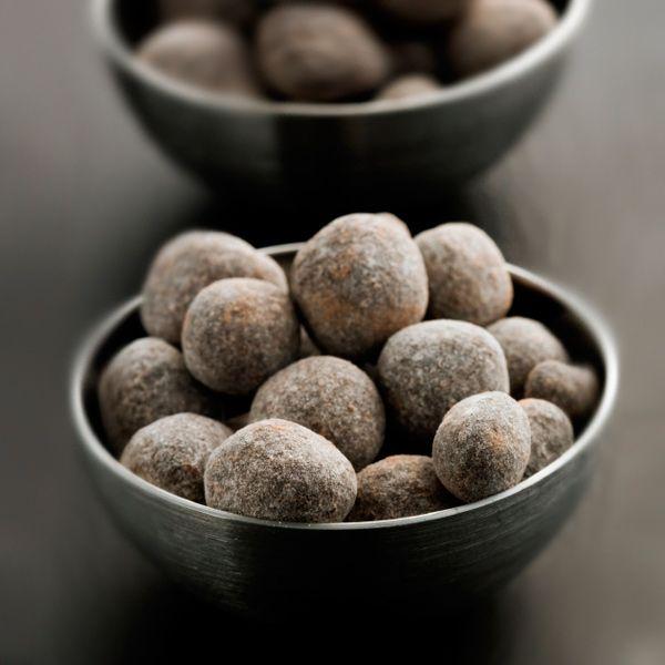 Bourbon Balls Recipe — Dishmaps