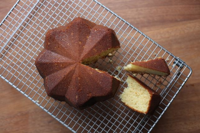: Brown Butter Pound Cake + a calculation to determine how much brown ...
